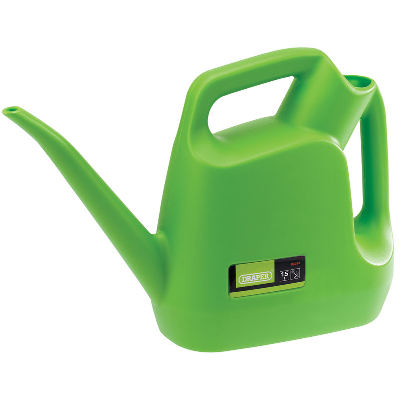 Plastic Watering Can (1.5L) – Now Only £4.20