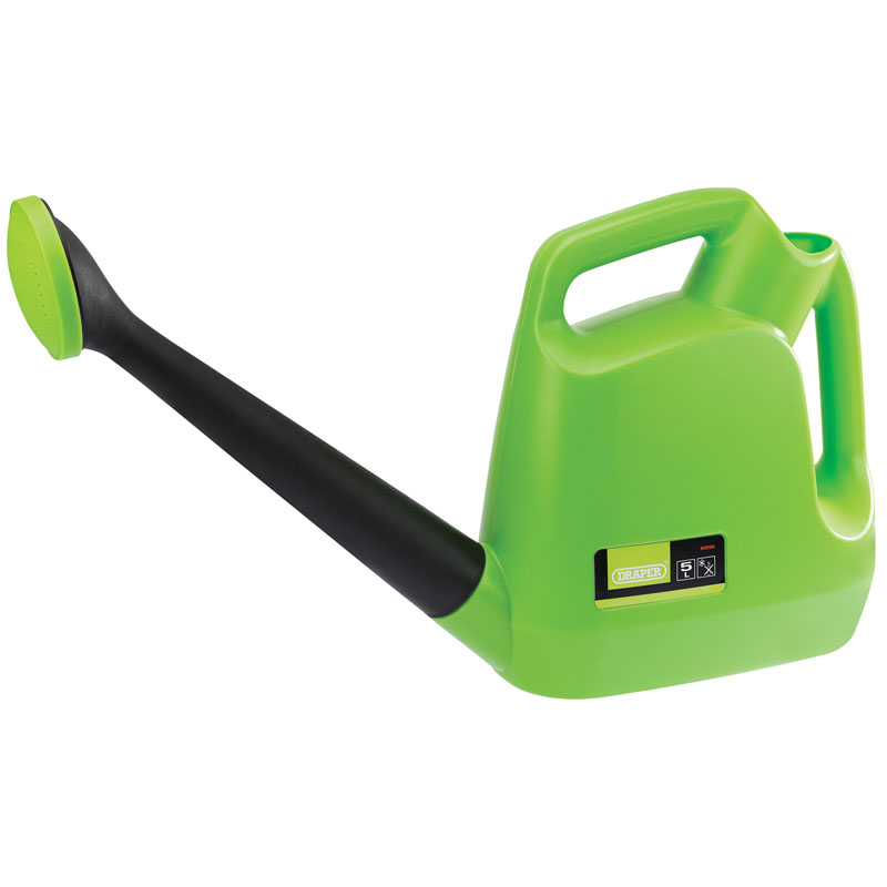 Plastic Watering Can (5L) – Now Only £7.09