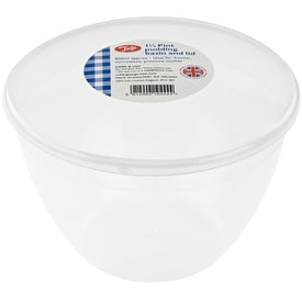1½ Pint Pudding Basin and Lid – Now Only £2.00