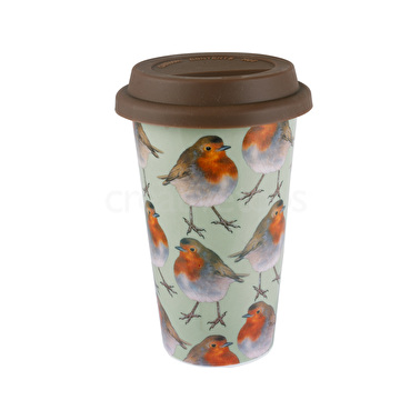 Into The Wild Robin Travel Mug – Now Only £7.00