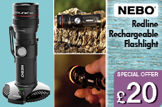 Nebo Redline Magdock 320 Light Black – Now Only £20.00