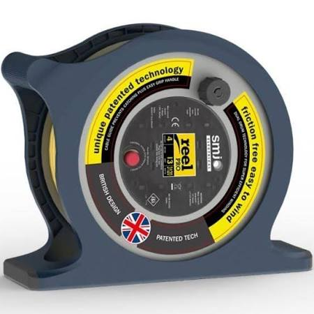 25m 13A Cable Reel with Thermal Cutout  – Now Only £20.00