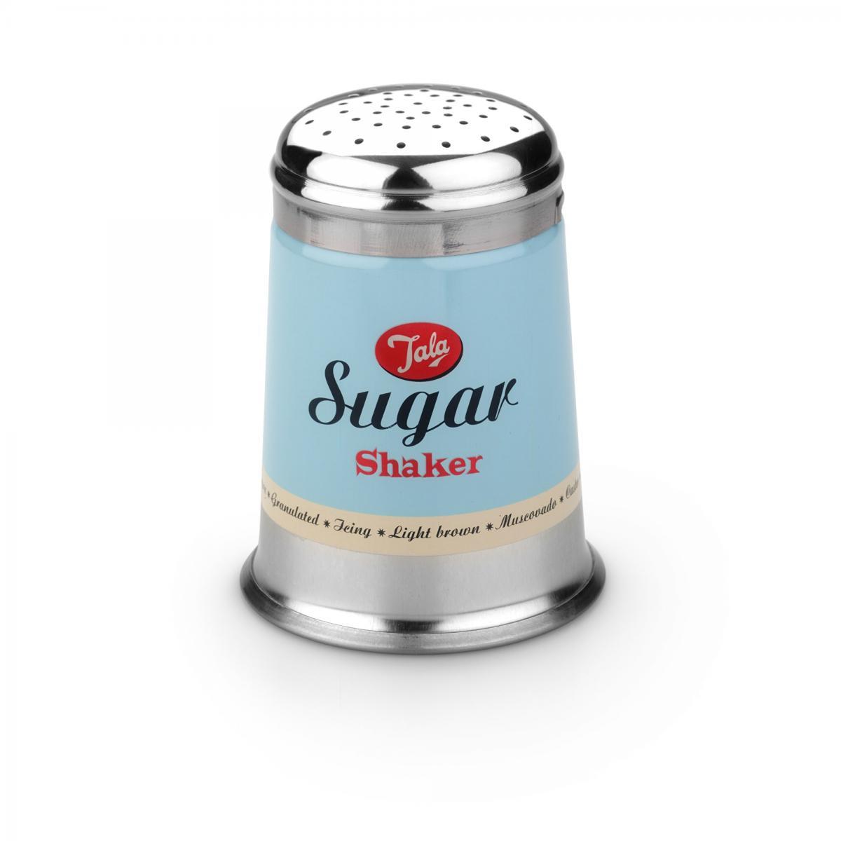 Originals 1960s Blue Sugar Shaker – Now Only £4.00