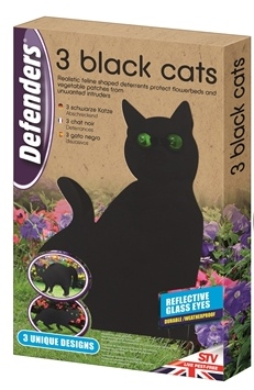 Three Black Cats  – Now Only £9.00