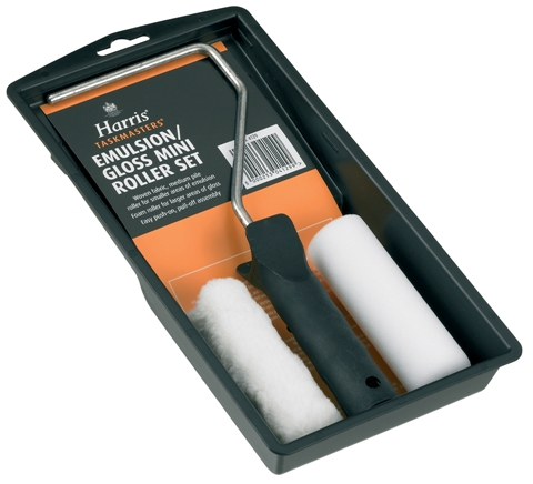Mini Roller Gloss & Emulsion Set – Now Only £2.50