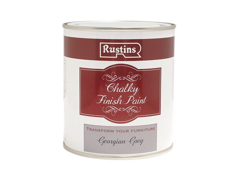 Chalky Finish 500ml  - Georgian Grey – Now Only £6.00