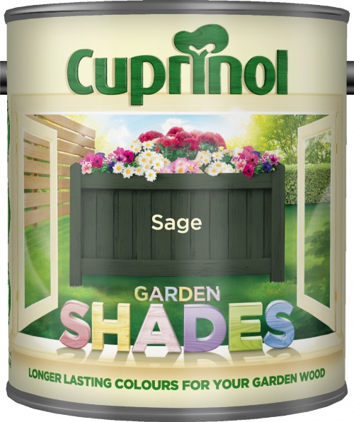 Garden Shades 2.5L - Sage – Now Only £20.00