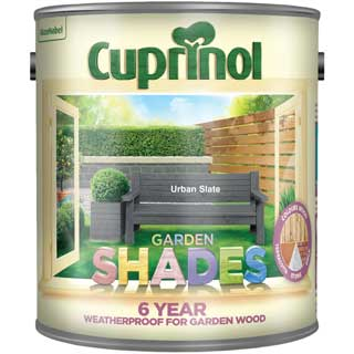 Garden Shades 2.5L - Urban Slate – Now Only £20.00