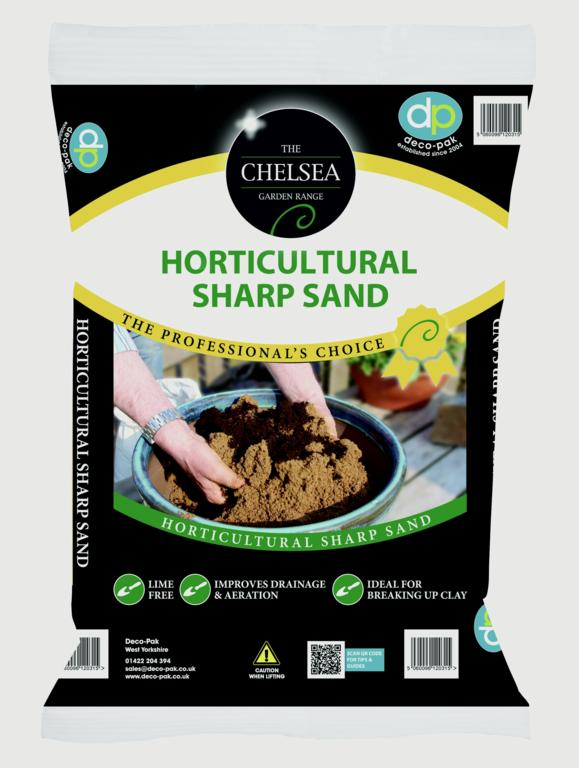 Horticultural Sharp Sand Handy Pack – Now Only £2.00