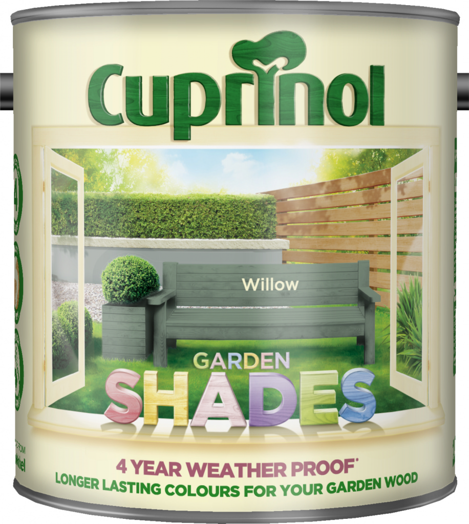 Garden Shades 2.5L - Willow – Now Only £20.00