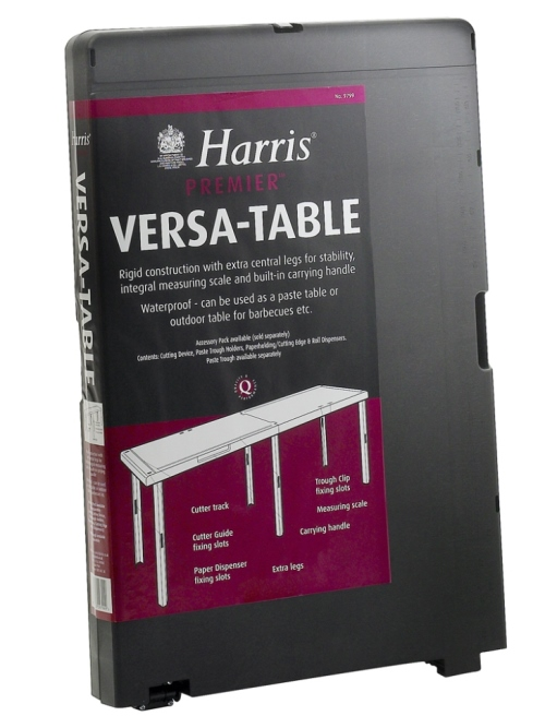 Versa-Table Paper hanging table – Now Only £27.00