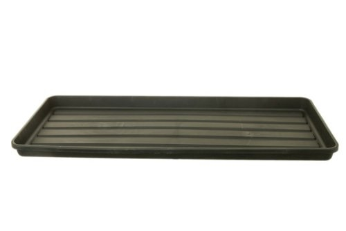 Premium Grow Bag Tray 98cm - Black – Now Only £5.00