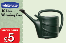 Watering Can 10L - Green – Now Only £5.00