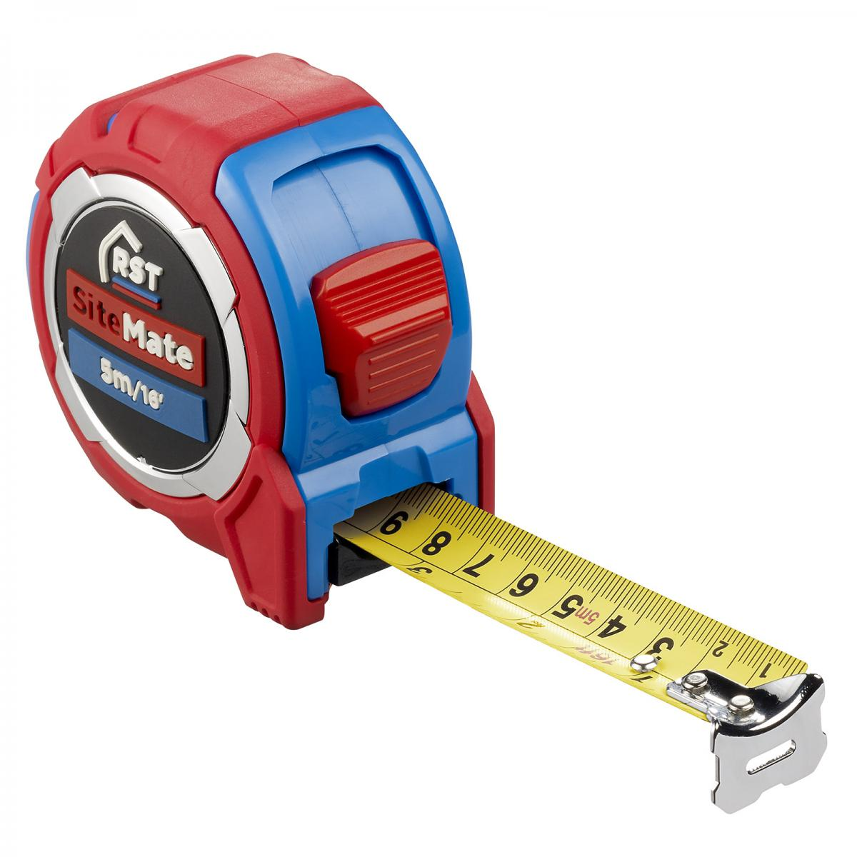 RST Site Mate 5m/16ft Tape Measure – Now Only £7.00