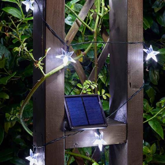 25 LED Stars String Lights – Now Only £7.50