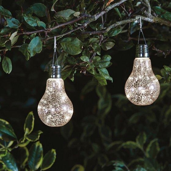 Eureka! Neo Stella Silver Solar Lightbulb – Now Only £3.00