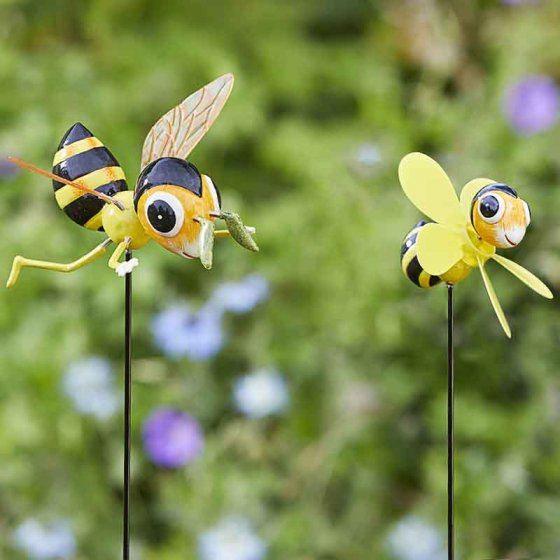 Bee Loony Stake - 50 x 10cm – Now Only £2.50