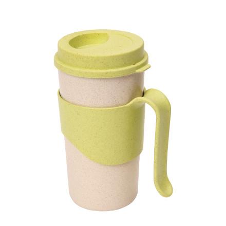 Whebroo Drinks Mug Apple Green 450ml – Now Only £5.00