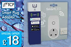 LED TCP SMART Plug Adaptor – Now Only £18.00