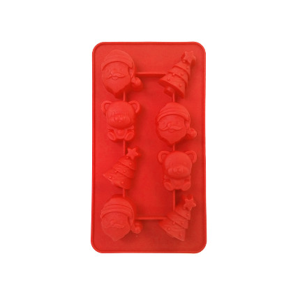 Yuletide Chocolate Mould Red – Now Only £3.00