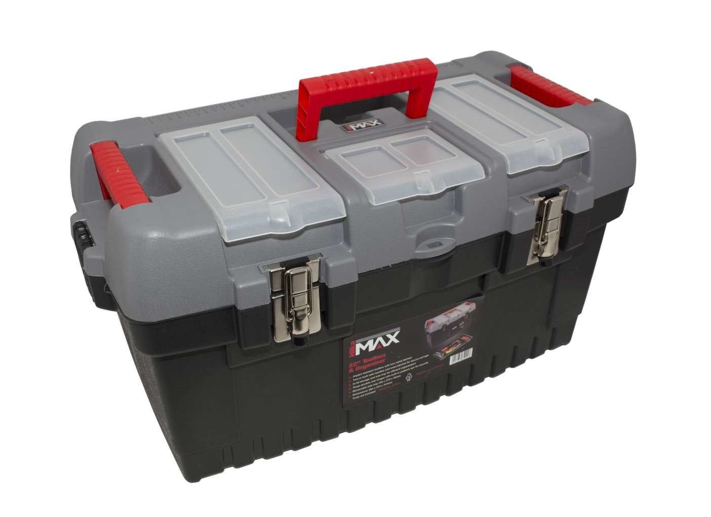 "22"" Toolbox & Organiser  – Now Only £19.00"
