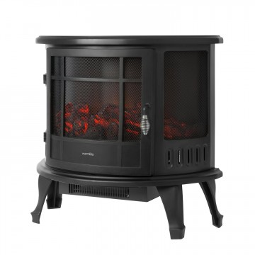 1800w Log Effect Stove Fire – Now Only £125.00