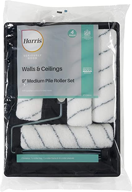 "Harris 9"" Seriously Good 4 Sleeve Set – Now Only £7.00"