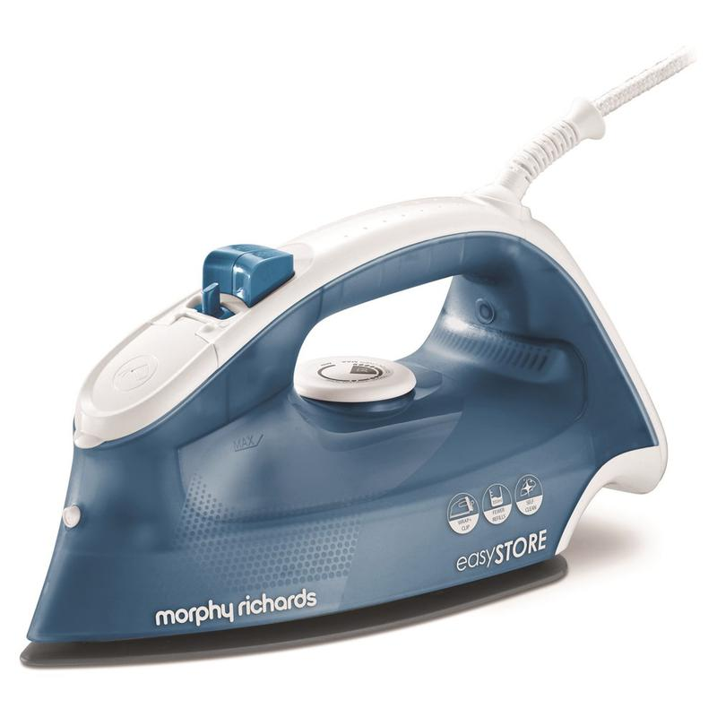 2400W Breeze Easy Fill Iron - Blue & White – Now Only £18.00