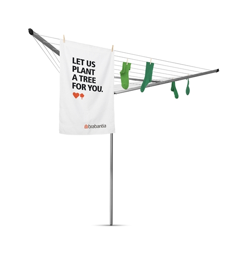30m Compact Rotary Airer with 3 Arms – Now Only £45.00