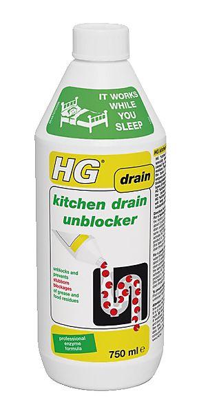 1 Litre Kitchen Drain Unblocker – Now Only £6.00