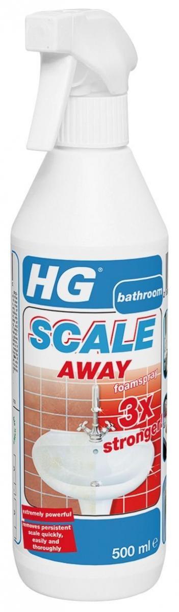 3 x Stronger Scale Away Foam Spray 500ml – Now Only £5.00