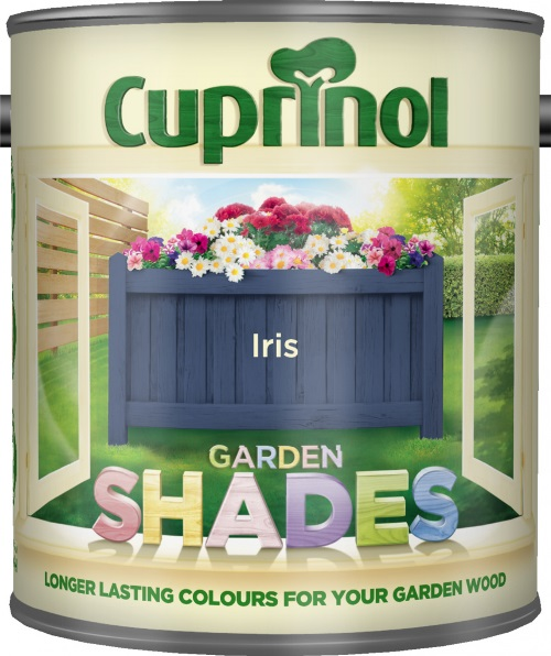1 Litre Garden Shades - Iris – Now Only £10.00