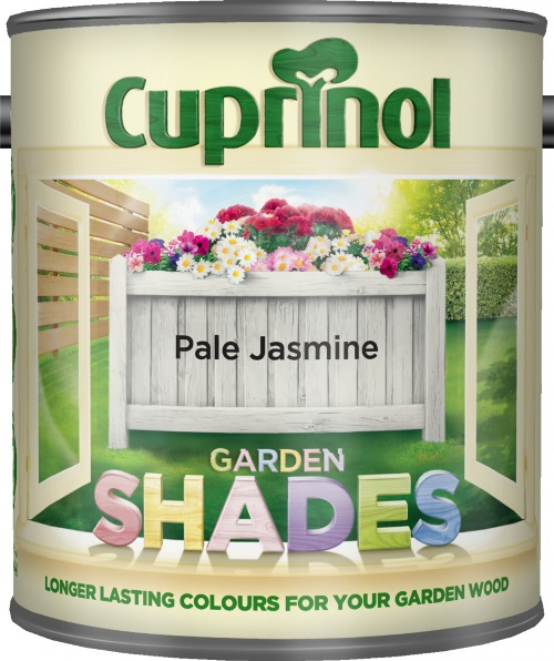 1 Litre Garden Shades - Pale Jasmine – Now Only £10.00