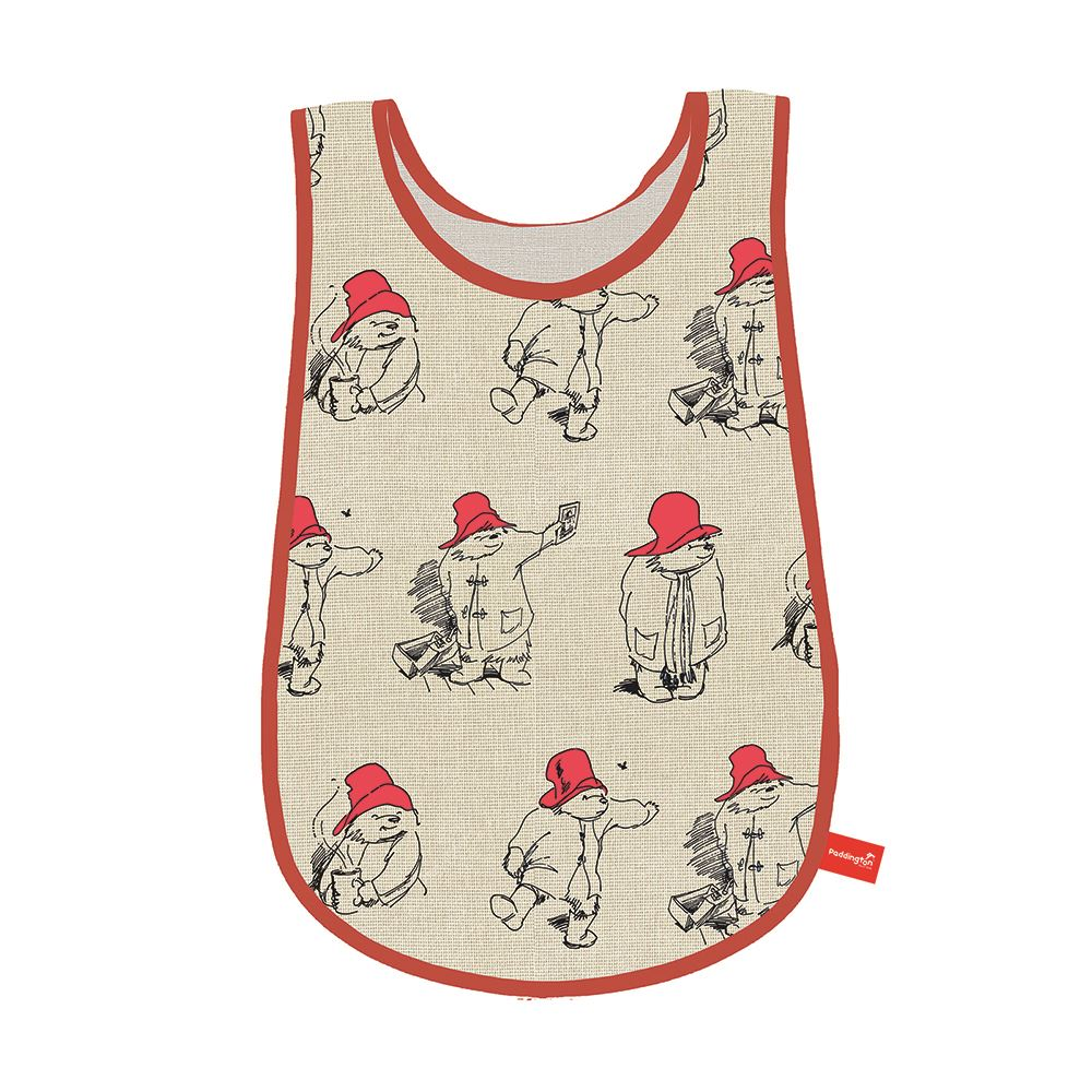 Paddington Bear 3-5 Years PVC Tabard - Red – Now Only £6.00