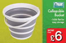 Collapsible Bucket – Now Only £6.00