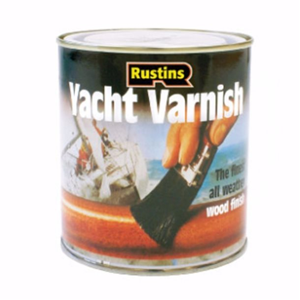 Yacht Varnish Gloss 500ml – Now Only £8.00
