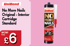 No More Nails Original - Interior Cartridge Standard – Now Only £4.00