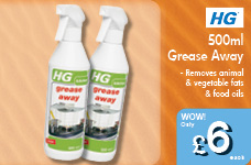 500ml Grease Away – Now Only £4.00