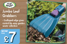 Jumbo Leaf Grabbers – Now Only £7.00